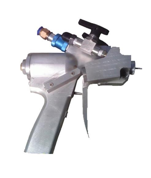 双组份喷涂/浇注枪 :JNJX-Ⅲ型
