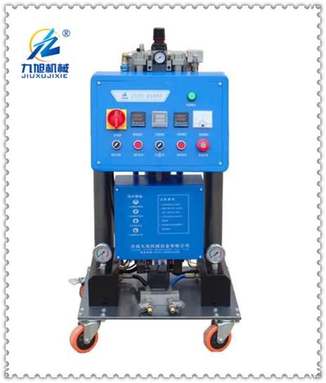 聚氨酯发pao设备型号:JNJX-Q1600