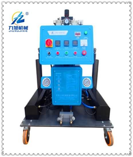 聚氨酯发pao设备型号:JNJX-Q2600