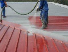 屋面聚脲防腐防水喷涂